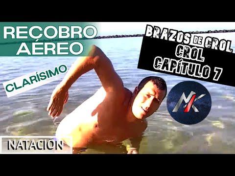 APRENDER A NADAR 1x05 (4/4): Brazada de Crol