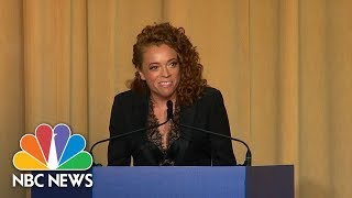 Michelle Wolf's White House Correspondents' Dinner Speech (Full)   NBC News