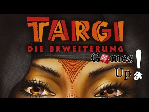 Targi: The Expansion | Die Erweiterung - Let's Play and Review