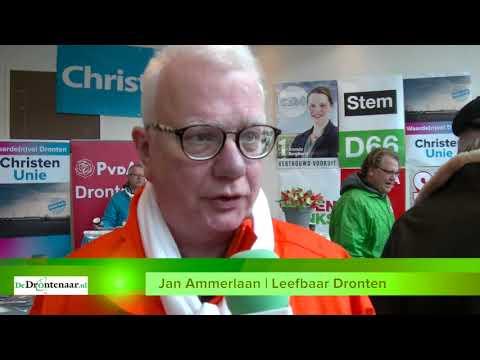 Gemeenteraadsverkiezingen Dronten, 21 maart | Lijst 5: Leefbaar Dronten