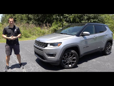 External Review Video CeHHXH8k93Q for Jeep Compass Compact Crossover (MY 2021)