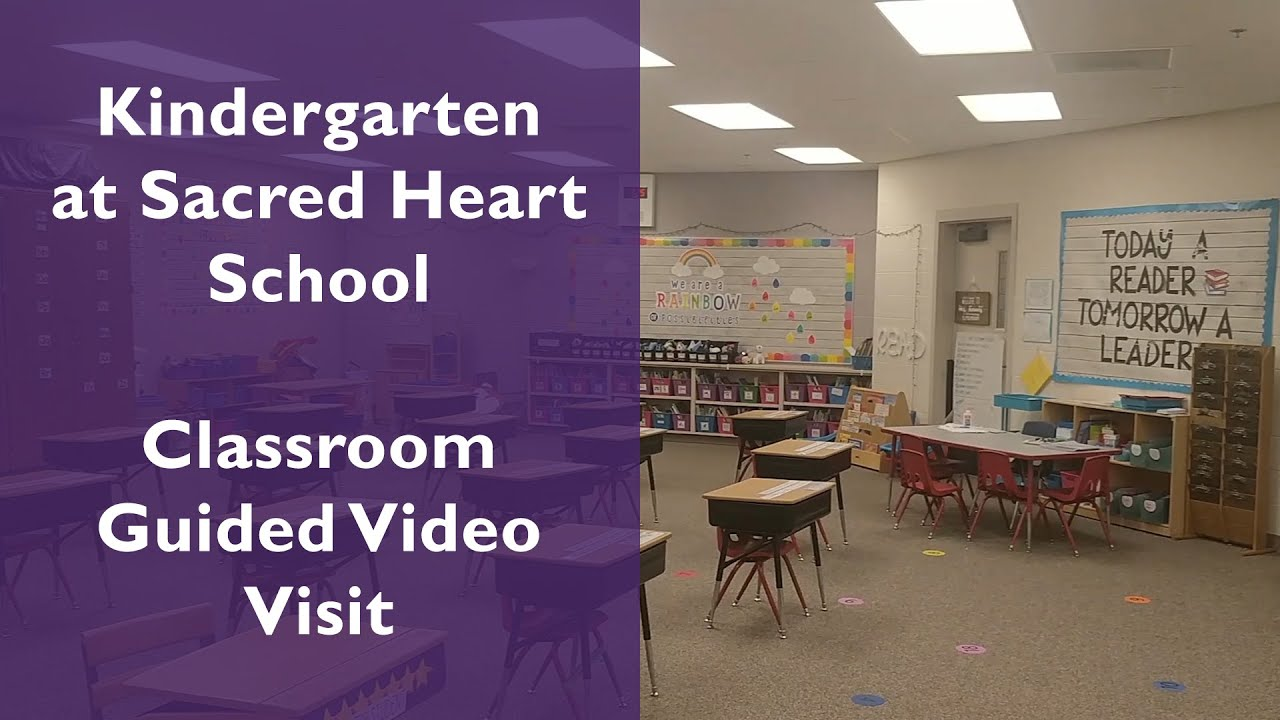Kindergarten Classroom Overview