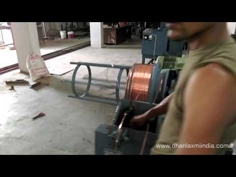 Copper Bull Block Wire Drawing Machine