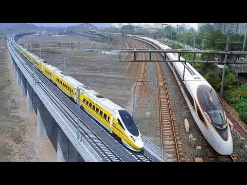 China Super Railway Projects In Other Countries That Shock The World