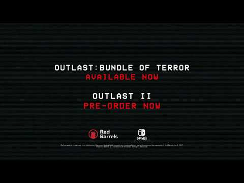 Outlast Switch Launch Trailer thumbnail