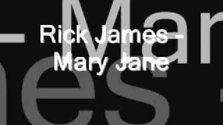 Rick James - Mary Jane