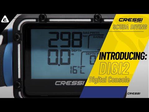 Cressi Digi 2 - digital console (pressure gauge)