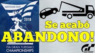Gran Turismo Sport - Modo Sport   Nations Cup - Abandono los campeonatos de la FIA