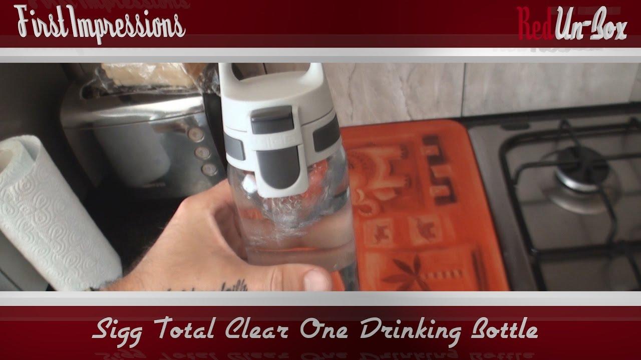 Видео Фляга SIGG Total Clear One 0.75L Green