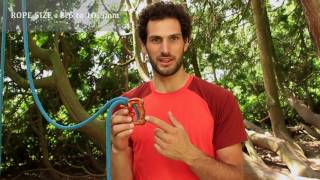 Review Belay Device : Click Up - Climbing Technology