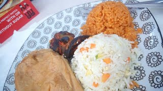 preview picture of video 'WHERE TO EAT IN IBADAN|ULTIMA RESTAURANT'