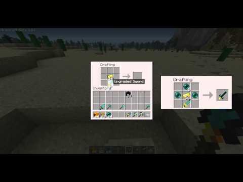 Minecraft Mod Spotlight :: Upgraded Tools V2.0