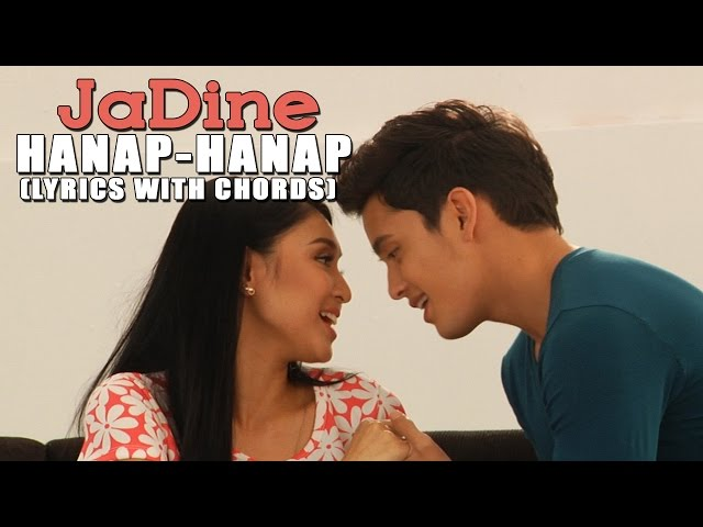 Jadine-hanap-hanap-official-lyric