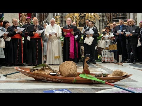 The Rise Of EcoOccultism In The Church