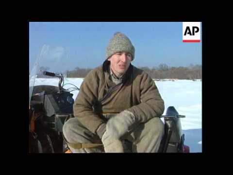 Russia - Tiger Poaching Mp3