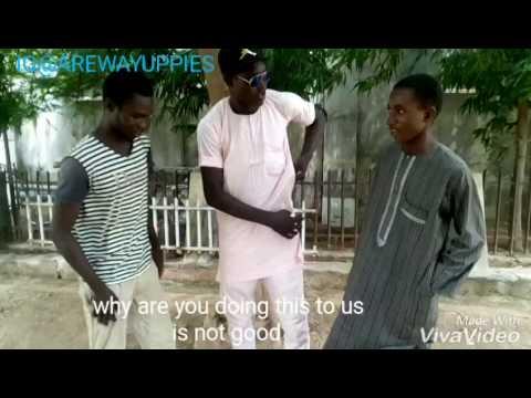 Hausa comedy Arewayuppies episode 11