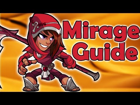 Brawlhalla Mirage Guide - Signatures and Mirage strings