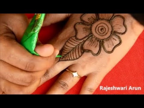 Download Simple Arabic Mehndi Art Designs For Hands 2019 New