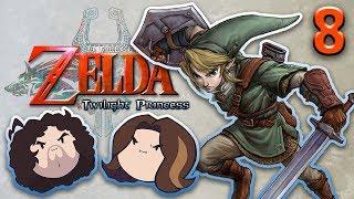 Zelda Twilight Princess: Sneaky Wolf is Sneaky - PART 8 - Game Grumps