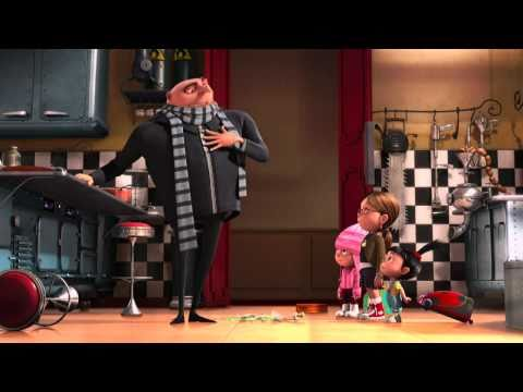 Despicable Me Clip 'Gru Gives the Girls Ground Rules'