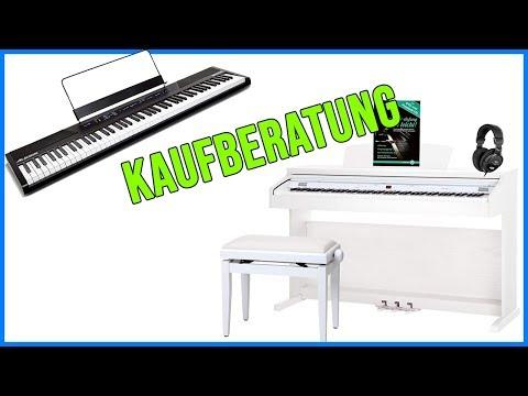 Digital Piano Kaufberatung - Klavier Test & Vergleich 2020