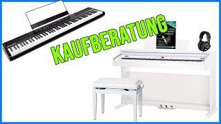 Digital Piano Kaufberatung - Klavier Test & Vergleich 2021