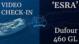 Dufour 460 GL Esra