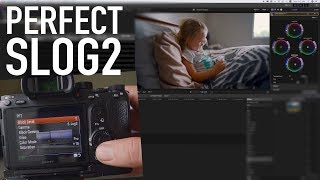 How To: Sony SLOG2 - My Profile Settings + CINE4 And Grading In Final Cut X