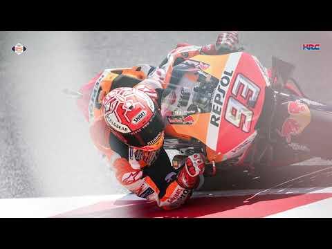 Marc Marquez 2019 MotoGP World Champion #8ball