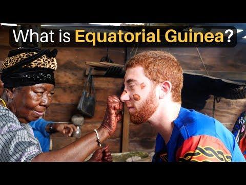 What is Equatorial Guinea? (THEY SPEAK SPANISH)