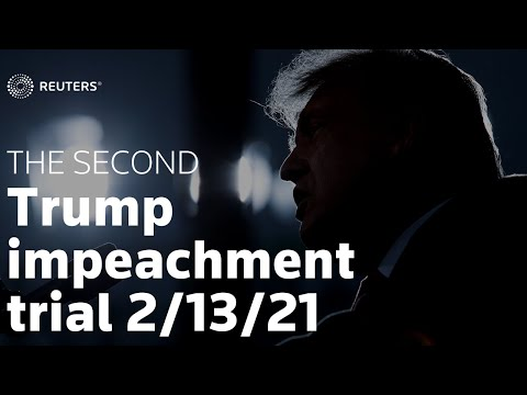 Trump acquitted at impeachment trial – Day 5 in full