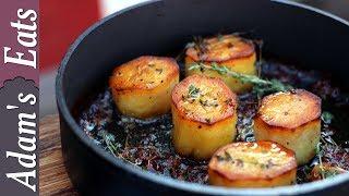 How to make fondant potatoes | Potato recipes