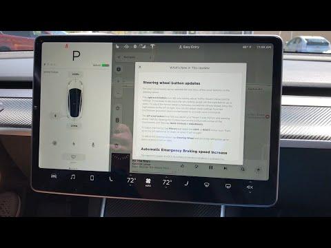 New Tesla Model 3 Update. Autopilot MUCH Better!