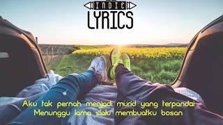 "INDIE LYRICS - ADHITIA SOFYAN - "" MEMILIHMU """
