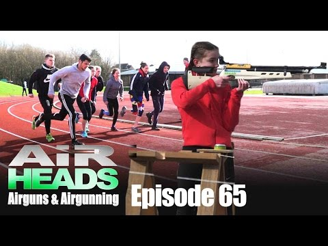 Airheads – New Olympic airgun sport?