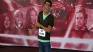 Audicion Jorge Nunez American Idol