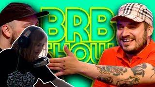 Ксяша смотрит: BRB Show: Паша Техник и Kyivstoner