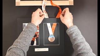 Sport Medal Display