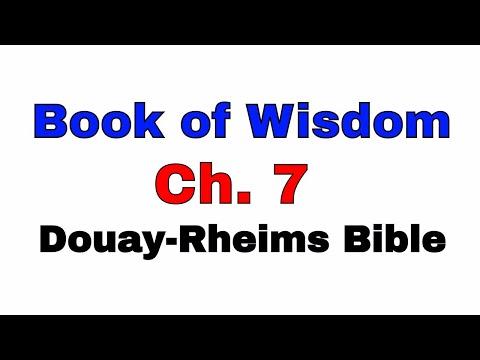 Wisdom Chapter 7