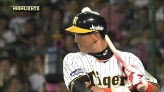 2010/7/19阪神vs広島ハイライト~アニキ復活HR・スタンリッジ完封~