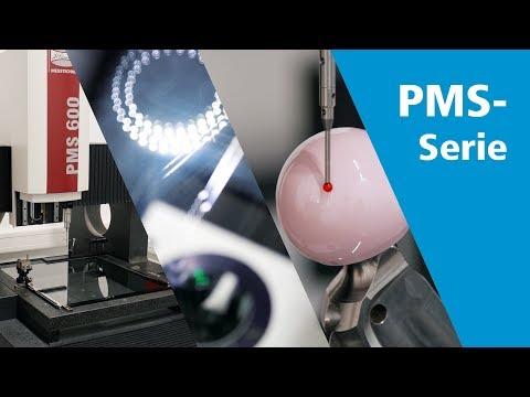 PMS-Serie: Unsere High-End-Messmaschine