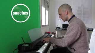 Kodaline - High Hopes (Filous Remix) (snaches Piano Cover)