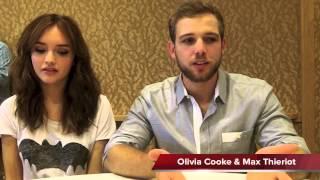 Olivia Cooke et Max Thieriot - The TV Addict
