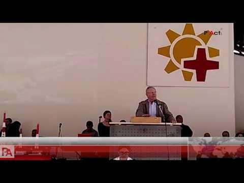 Pedro Pablo Kuczynski - Presidente de la República del Perú (10 años del Hospital Diospi Suyana)