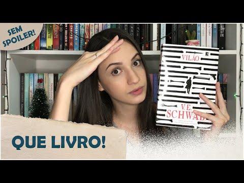 RESENHA: VILÃO! | Sarah Hosken