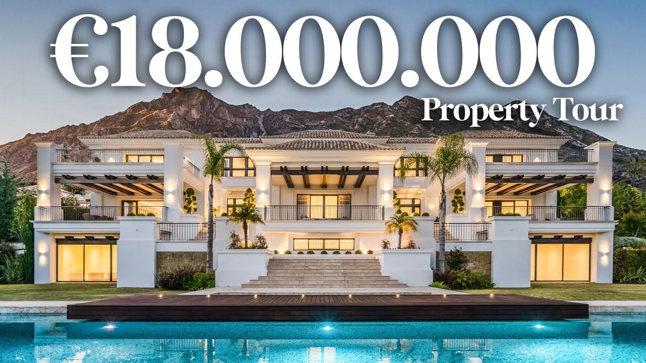 New Stylish Luxury Modern Mediterranean Villa, Sierra Blanca, Marbella