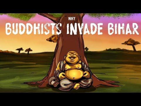 The Buddhist Circuit makes Bihar one of India's most popular international destination