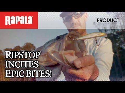 Rapala Rip Stop videó