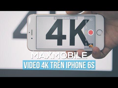 Video 4K trên iPhone 6S: Không làm đầu tiên, nhưng luôn làm tốt!