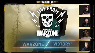 Team Røkkr MULTI-CAM Stream - Live from Warzone: WARSTREAM
